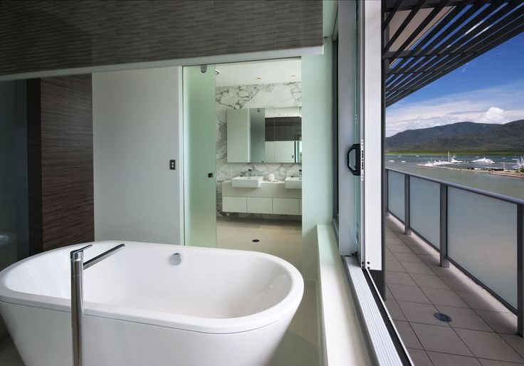Marble Bathroom - Cairns