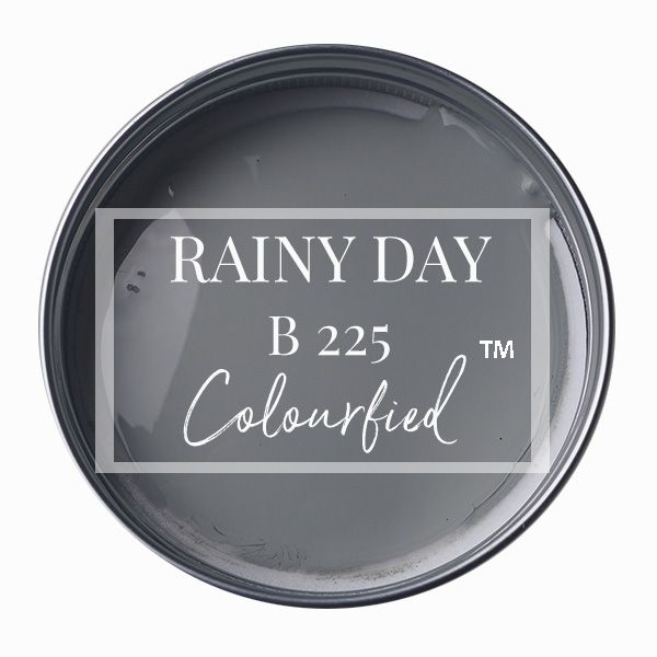 Colourfied's new colour - Rainy Day
