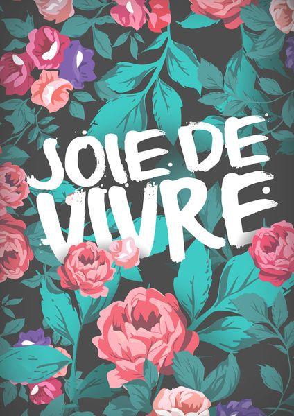 Joie De Vivre Art Print by Deeviousgenius