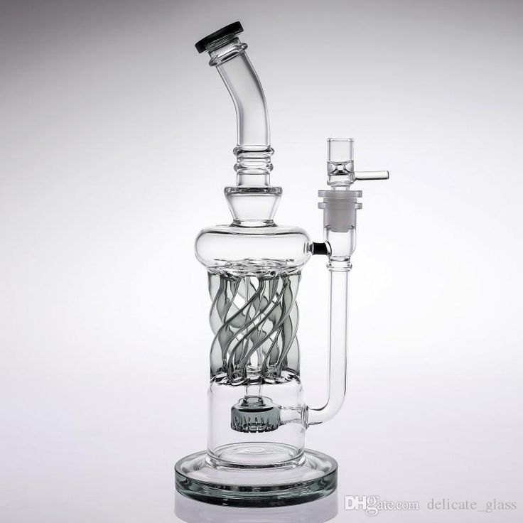2016 12.4in Tall New Glass Bongs With Bowl Joint Size 14.4mm Inline Perclator Recycle Oil Rigs Bongs Thick Base Smoking Pipes Hookahs From Delicate_glass, $43.22 | Dhgate.Com