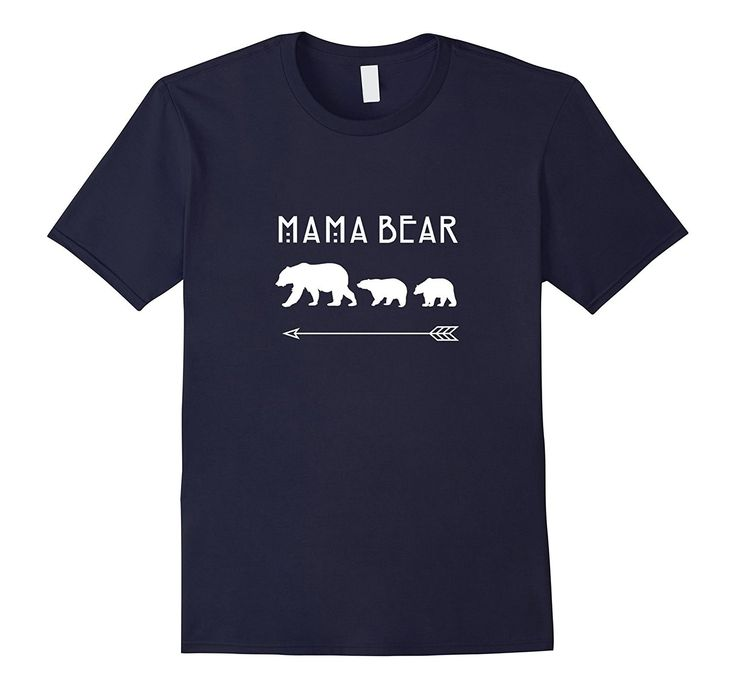Mama Bear and Cubs T-shirt