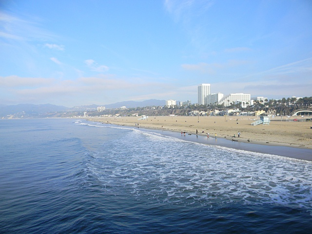 [Santa Monica Pacific Park]  very beautiful