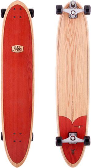 Maki Longboards   Ambassador Surf Skate Board Model