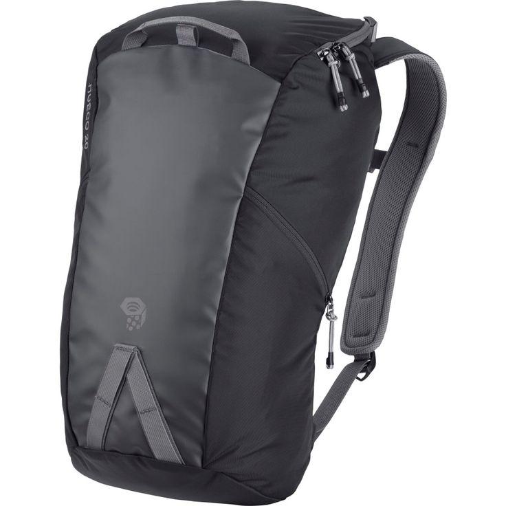 Mountain Hardwear - Hueco 20L Backpack - Black