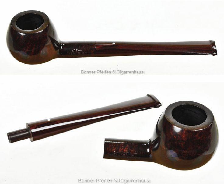 Dunhill - Chestnut - Ohne Filter Kopfgröße : 3 Gewicht : 31 g Länge : 15,5 cm Höhe : 3,5 cm Breite : 3,8 cm Bohrung : 1,9 cm x 2,8 cm Mundstück : Cumberland