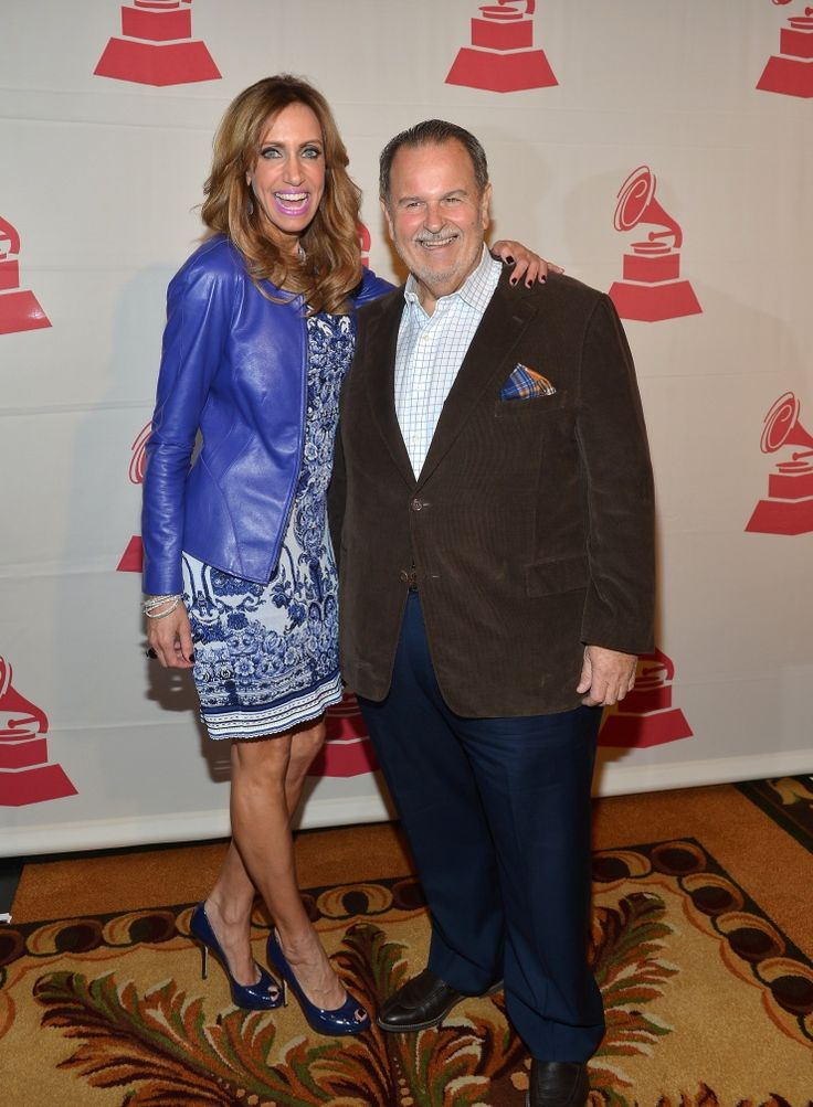 Lili Estefan y Raul De Molina: Photo