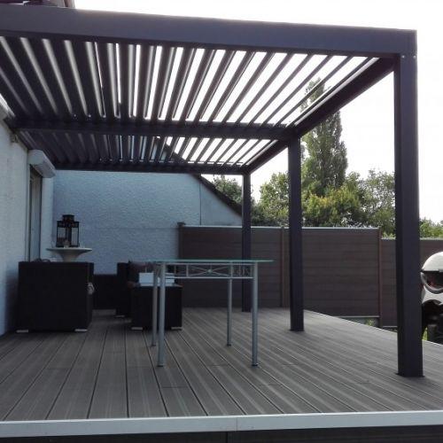 les 25 meilleures id es de la cat gorie terrasse composite. Black Bedroom Furniture Sets. Home Design Ideas