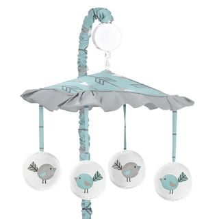 Shop for Sweet Jojo Designs Earth and Sky Collection Musical Mobile. Get free delivery at Overstock.com - Your Online Nursery Decor Shop! Get 5% in rewards with Club O! - 19222169