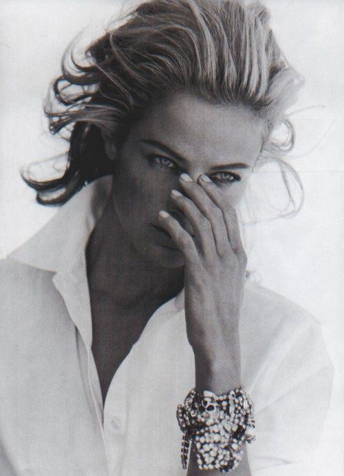 classic white & layered bracelets | carolyn murphy