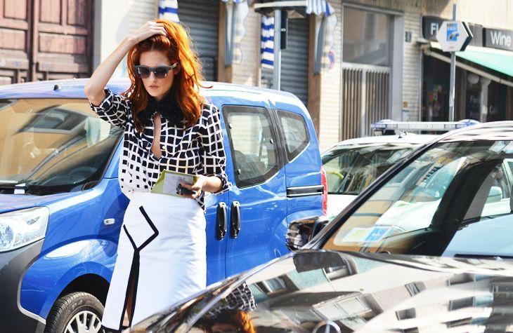 JAK & JIL-Taylor Tomasi Hill: sublime!: Taylor Tomasi, White Fashion, Style Inspiration, Tomasi Hills, Black White, Fashion Inspiration, Taylors Tomasihil, Fashion Lifestyle, Hills Style