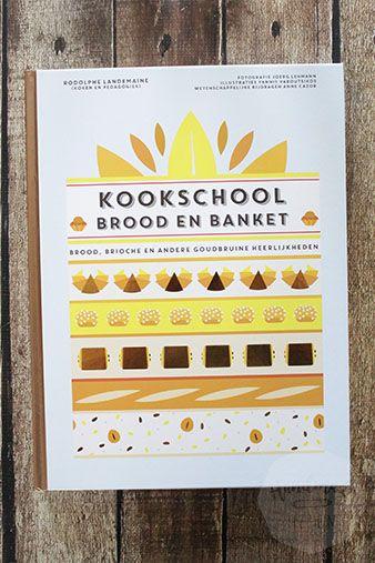 Review: Kookschool brood en banket - HandmadeHelen