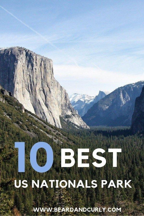 Top 10 U.S. National Parks