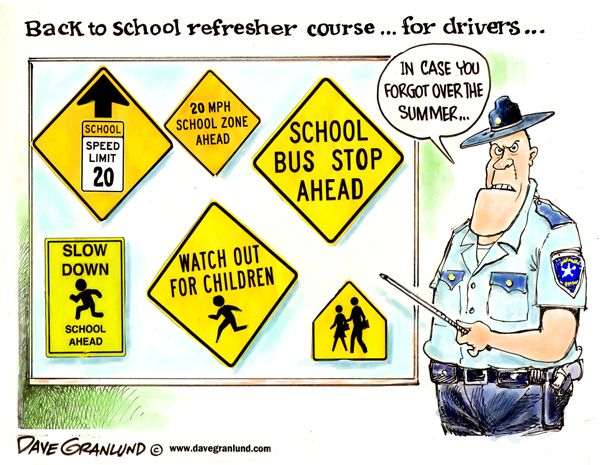 School Safety Infographic
