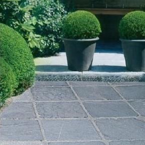 Chinese Blauwe steen mooie terrastegel: 19.99/m² impermo