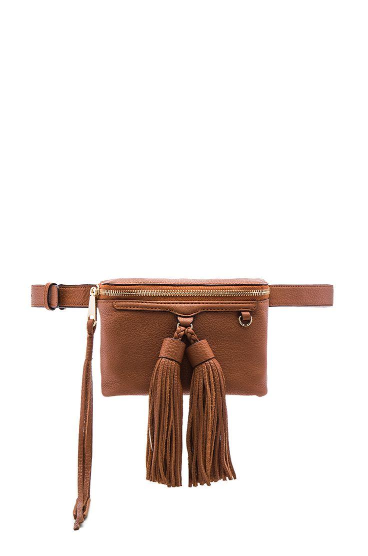 #REVOLVE Love this Rebecca Minkoff tassel belt bag!