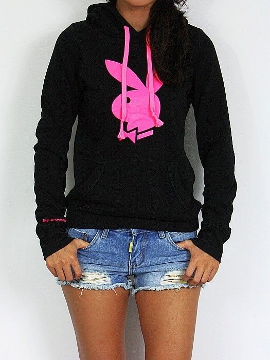 Hoodie   Play   Sweaters   Cardigans   Women   Modekungen   Clothing  Shoes  and. 45 best Playboy images on Pinterest