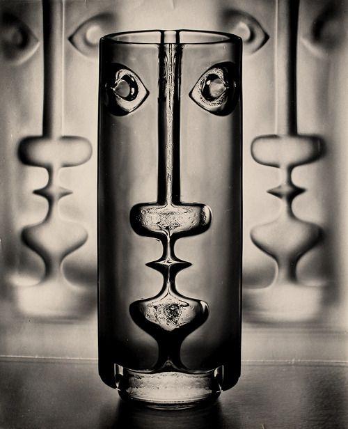 Jindrich Brok - Glass Objects 1960's