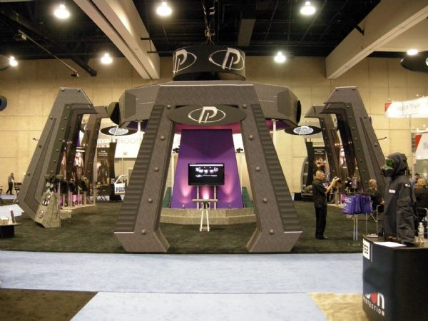 113 best images about the mighty booth and sign on for Trade show poll booth