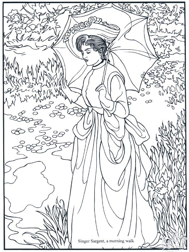 34 best Masterpiece coloring pages images on Pinterest