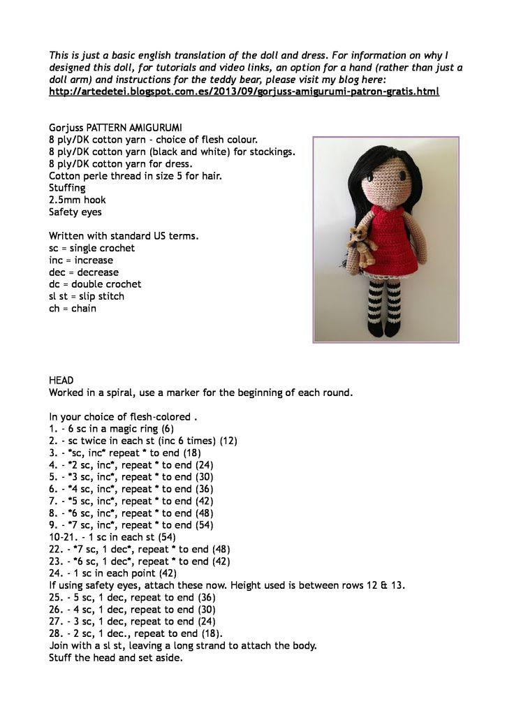 Tutorial - Needle Sculpting an Amigurumi Doll Face | Stitches n Scraps | 1041x736