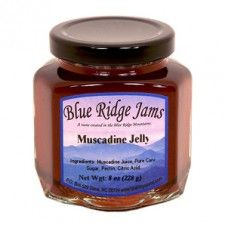 Blue Ridge Jams Muscadine Jelly
