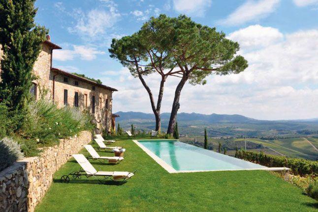 Best villas in Italy - Villa di Cerreto, Chianti, Tuscany | Condé Nast Traveller