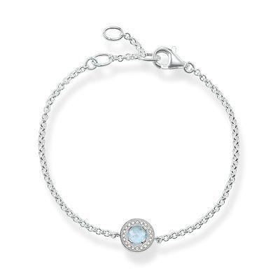 Bracelet femme composé pendentif bleu orné de strass métal argenté . Bracelet reglable convient à tous les poignets.   Emballage cadeau offert