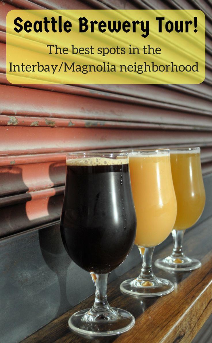 Seattle Brewery Tour Interbay u0026 Magnolia 88