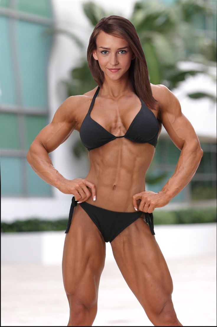 Consider, that Teen female bodybuilder naked risk seem