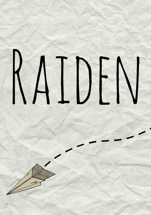 "Raiden: Meaning, origin, and popularity of the name. Raiden sits right in the middle of the top 1,000 names. A Mortal Kombat character and the word ""raid"" give this name some major punch."