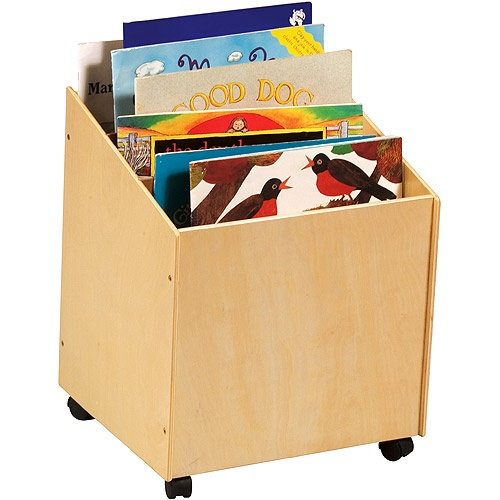 Guidecraft Big Book Storage Box - Make myself rather than pay $80