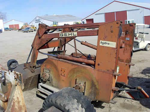 Pin by All States Ag Parts on Gehl Ag Equipment | Used parts