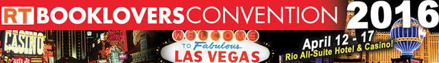 "JLA Pays Your Way to RT Las Vegas!   If you've ever wanted to attend the amazing event that is the RT Booklover's Convention which will be in Las Vegas in 2016 AND you like to write then you'll want to know about this amazing contest. The ever-generous JLA is hosting her 3rd annual ""Write Your Way to RT"" contest. What exactly is this contest? Well it's basically a chance to put your writing chops to the test. To enter this contest you can fan fic one of the authors books below to enter or…"