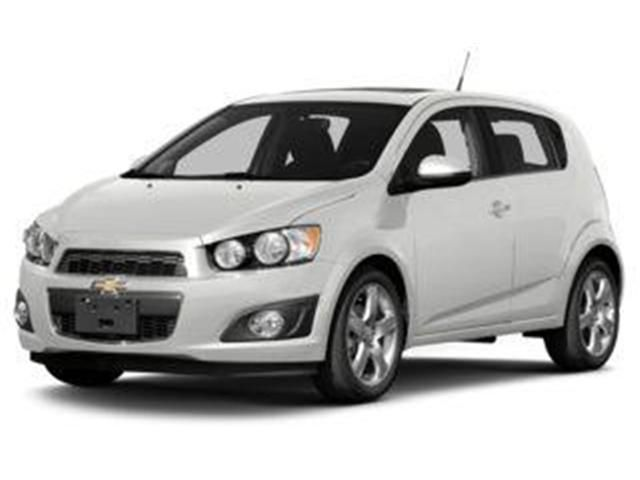 2014 #Chevrolet #Sonic LS