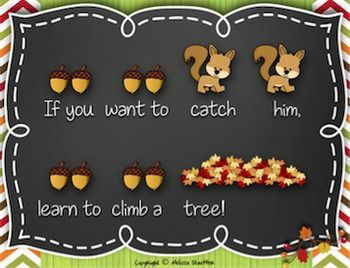 Let Us Chase the Squirrel {Half Note} {Re} by Mrs Stouffer's Music Room | Teachers Pay Teachers