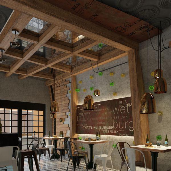 Efes Wet Burger NY on Behance