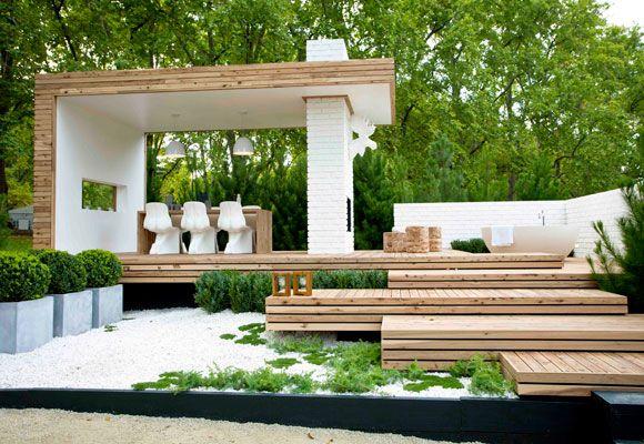 25 beste idee n over muur tuinen op pinterest sappige - Openlucht tuin idee ...
