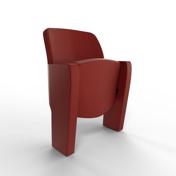 Tail - design @Favaretto&Partners Armchair for theatre, cinema and auditorium. #design #interiordesign