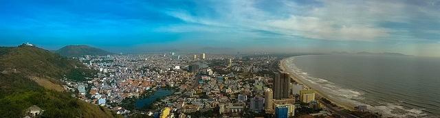 Vietnam Landscape Sky, via Flickr.