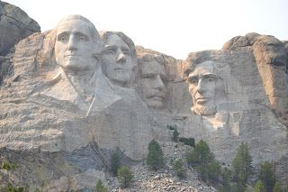 Travel With MWT The Wolf: Travel Notes  Mount Rushmore National Memorial Sou...