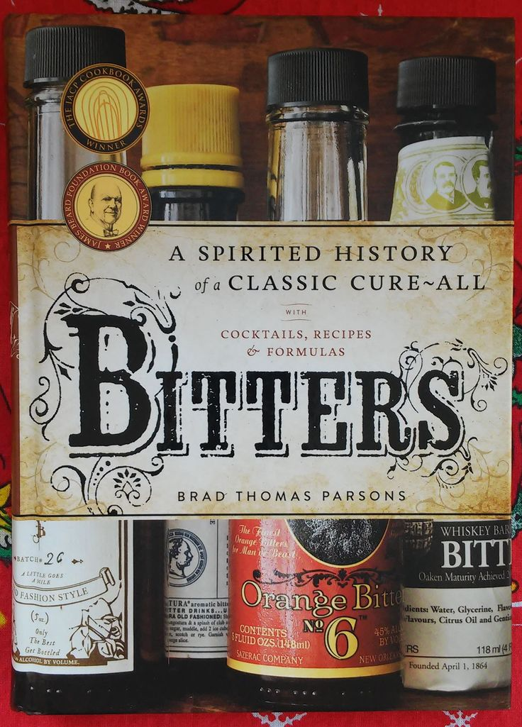 Bitters by Brad Thomas Parsons