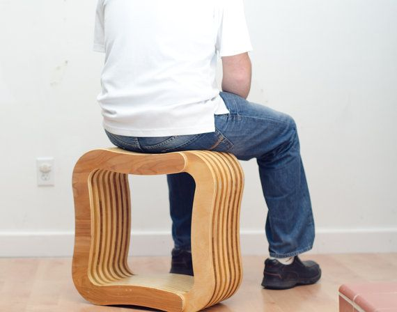 I don't know if it would be for me or the hubby, but it is fantastic!   On Etsy here: http://www.etsy.com/listing/90448173/layered-plywood-chair