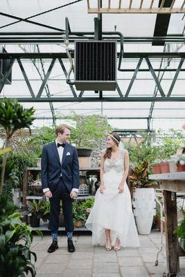 Modern Wedding Venue Idea