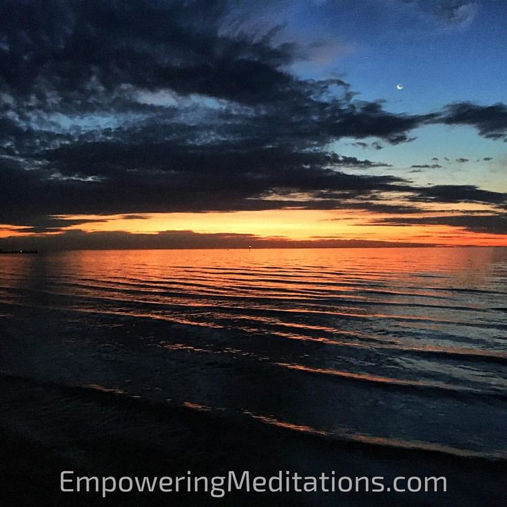 "27 Likes, 2 Comments - James Cole (@empoweringmeditations) on Instagram: ""A perfect location to calm the mind. #sunset #ocean #beach #beachlife #eveningwalk #meditate…"""