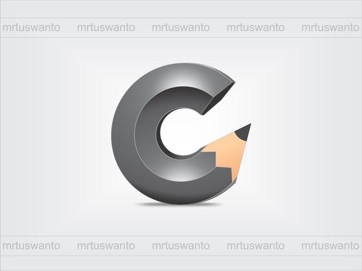Tutorial Cara Membuat Logo 3D Pensil dengan CorelDRAW X7