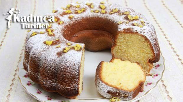 Limonlu Kek Tarifi | Kadınca Tarifler | Kolay ve Nefis Yemek Tarifleri Sitesi - Oktay Usta