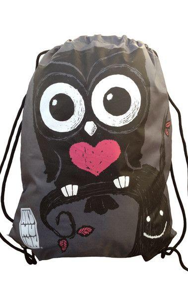 NIGHT OWL SLING BAG