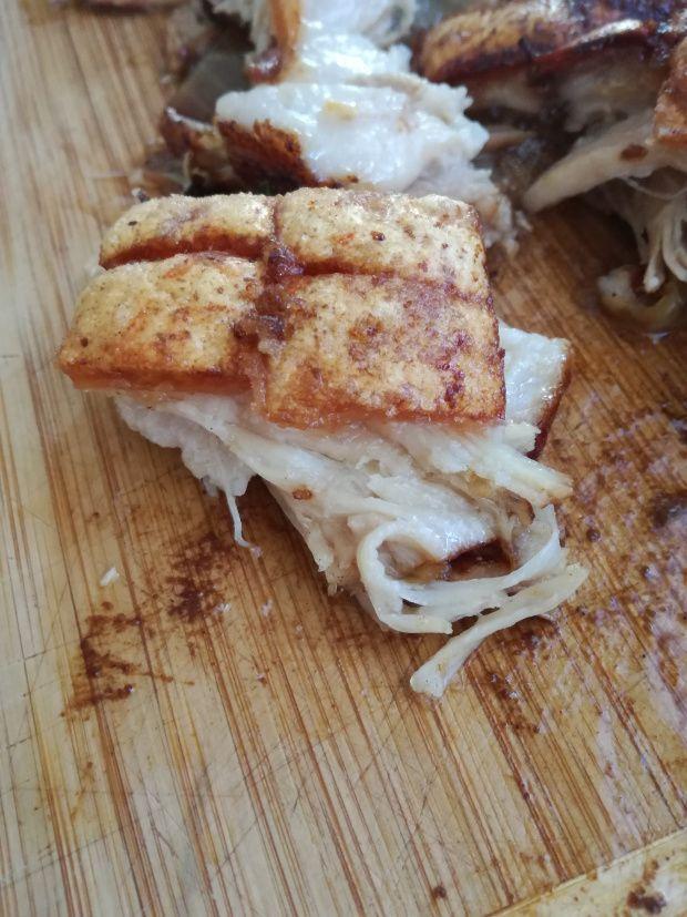 Crispy Asian Pork Belly