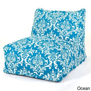 add style and to your living room with this bean bag chair lounger from majestic