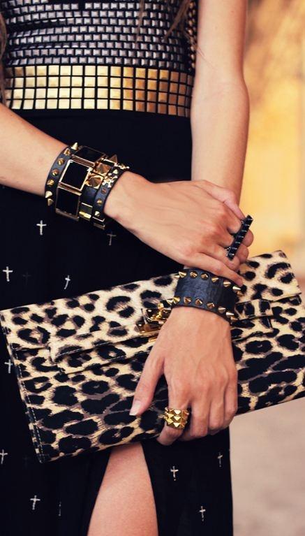 bracelets: Kafé